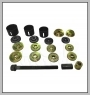 H.C.B-A7012 HONDA FRONT/REAR AXLES WHEEL BEARING REMOVAL AND INSTALLATION TOOL SET