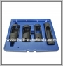 H.C.B-A2222 DIESEL INJECTOR SOCKET SET (4 PCS)