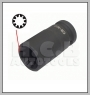 H.C.B-B1752 AUDI A8/ S6 BRAKE CALIPER SCREW SOCKET (10 POINTS, 20 mm, L: 50 mm)