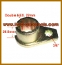 H.C.B-A1074-2 HEATED OXYGEN SENSOR SOCKET