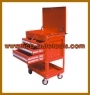 THE COMPACT TOOLBOX TROLLEY (RED)