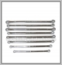 EXTRA LONG OFFSET BOX WRENCH SET (8 PCS)