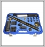 H.C.B-F1181 TRUCK SPRING PIN METAL BUSH REMOVAL / INSTALLATION TOOL KIT (17 TONS HYDRAULIC CYLINDER)