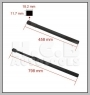 H.C.B-B1596 BMW EXTENSION BAR