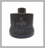 H.C.B-C1387 IVECO AXLE NUT SOCKET (H36, 12 POINTS, 105mm)