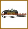 H.C.B-C3036 DOUBLE HOSE AIR PUMP(3800C.C.)