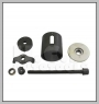 H.C.B-A1795 BMW (E60/ E61/ E63/ E64) REAR SUBFRAME FRONT/ REAR BUSH REMOVAL/ INSTALLATION TOOL KIT PAT. M561632