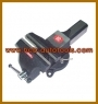 CAST STEEL SWIVEL-BASE VISE (8