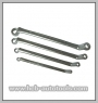 4 PCS DOUBLE WRENCH (E TYPE)
