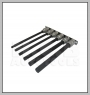 "BMW CYLINDER HEAD BOLT REMOVAL AND INSTALLATION TOOL(DR.1/2"",LENGTH: 200MM,T40/T45/T50/T55/T60/T70)"