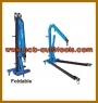 H.C.B-A2014 FOLDABLE ENGINE CRANE