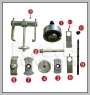 H.C.B-A1068 Mercedes-Benz (W140/W220) FRONT & REAR SUSPENSION BUSH EXTRACTOR/INSTALLER PAT.158341