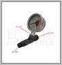 H.C.B-G3036 HIGH PRESSURE MANOMETERS (15,000 PSI)