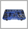 H.C.B-B1008 UNIVERSAL AXLES WHEEL BEARING REMOVAL/ INSTALLATION TOOL KIT PAT. 201280 USA PAT.