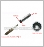 H.C.B-A2151-9014 SPARK PLUG SOCKET (Dr. 3/8