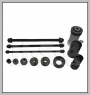 H.C.B-A1690 UNIVERSAL TRUCK BUSH REPLACEMENT TOOL KIT (W/18 TONS HYDRAULIC)