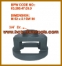 H.C.B-A1171 BPW 12 TONS ROLLER BEARINGS AXLE NUT SOCKET (Dr. 3/4