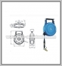WATER HOSE REEL (8 METERS)
