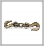 H.C.B-A3055 CHAIN JOINT (DOUBLE GRAB HOOKS)