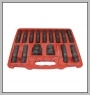 "16 PCS 3/4"" & 1"" SQ.  DRIVE INSERT BIT SOCKET SET"