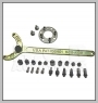 H.C.B-A1872 VAG PULLEY HOLDING TOOL KIT