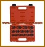 15 PCS CRAW FOOT WRENCH SET