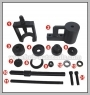 TOYOTA (4WD / PRERUNNER) FRONT LOWER SUSPENSION ARM EXTRACTOR / INSTALLER