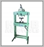 H.C.B-A2061 HEIGHTENED MANUAL HYDRAULIC PRESS (15 TONS)