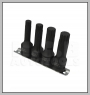 SPLINE IMPACT BIT SOCKET SET (4PCS) (Dr.1/2