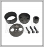 H.C.B-A1635 ISUZU 35 TONS (6WG1/6WA1) CRANKSHAFT FRONT OIL SEAL/FAN AXLE OIL SEAL INSTALLER