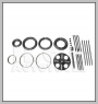 H.C.B-C1271 TRUCK TRANSMISSION /BEARING/ SHAFT SLEEVE / GEAR PULLER KIT (ZF16S221-16S251)