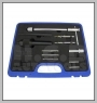 H.C.B-A2248 GLOW PLUG DRILLING KIT (16 PCS)