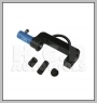 H.C.B-A1282 YORK ROTATING AXLE SHAFT TIE ROD BUSH REMOVAL / INSTALLATION TOOL KIT