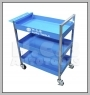 H.C.B-A2001 3-SHELF SERVICE CART