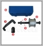 H.C.B-A1299 Mercedes-Benz INJECTOR NOZZLE PULLER (SLIDE HAMMER STYLE)