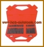 40PCS PROFESSIONAL QUALITY MECHANICS BIT SET