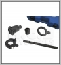 H.C.B-A1706 BMW (E70/E90/E91/E92) FINAL DRIVE INPUT SHAFT OIL SEAL REMOVAL / INSTALLATION TOOL KIT