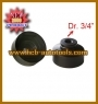BPW 16 TONS ROLLER BEARING  AXLE NUT SOCKET (Dr. 3/4