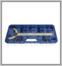 H.C.B-B1081 ADJUSTABLE UNIVERSAL CAMSHAFT PULLEY HOLDING TOOL TW PAT. 227176 USA PAT.7069821