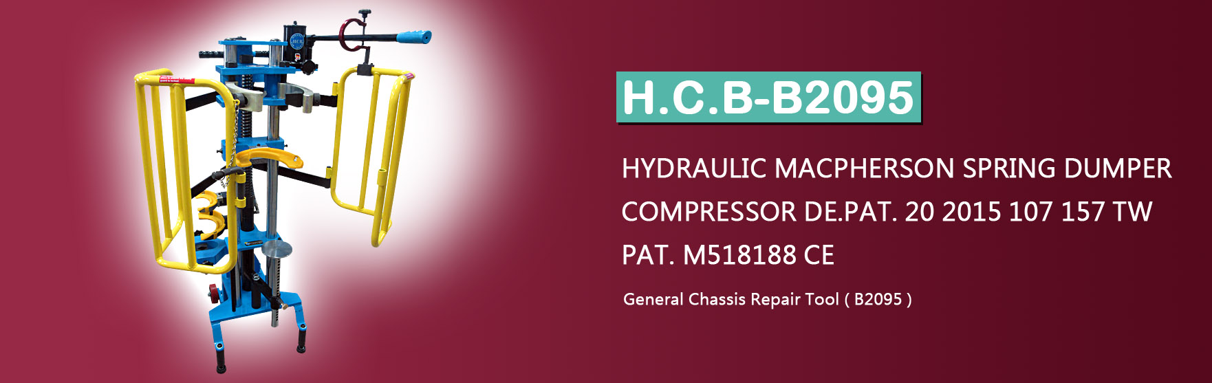 HCB Auto Tools - H C B-A1393 VOLVO (FM12) TRUCK INJECTOR